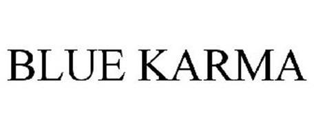BLUE KARMA