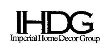Ihdg imperial home decor group trademark of blue mountain for Imperial home decor