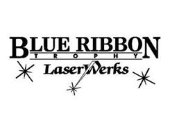 BLUE RIBBON TROPHY LASERWERKS