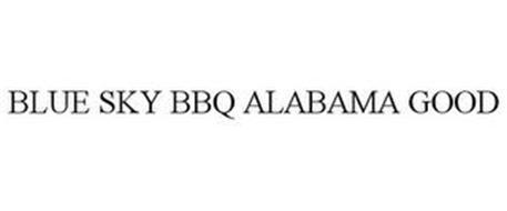 BLUE SKY BBQ ALABAMA GOOD