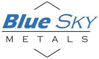 BLUE SKY METALS