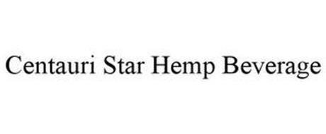 CENTAURI STAR HEMP BEVERAGE