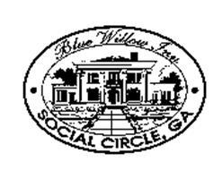 BLUE WILLOW INN SOCIAL CIRCLE, GA.