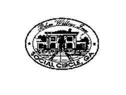 BLUE WILLOW INN SOCIAL CIRCLE, GA