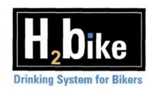 H2BIKE DRINKING SYSTEM FOR BIKERS
