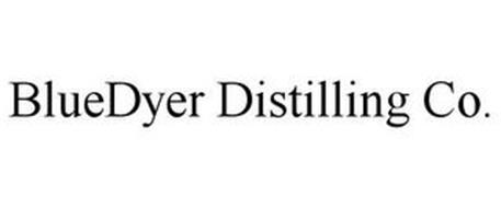 BLUE DYER DISTILLING CO.