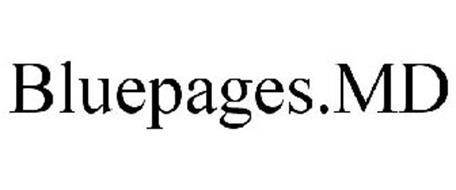 BLUEPAGES.MD