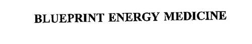 BLUEPRINT ENERGY MEDICINE