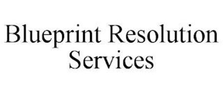 BLUEPRINT RESOLUTION SERVICES