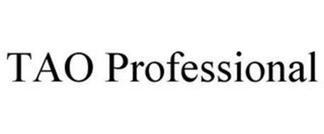 TAO PROFESSIONAL