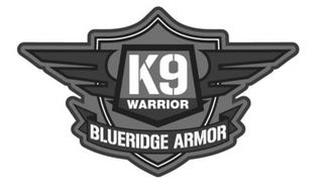 K9 WARRIOR BLUERIDGE ARMOR