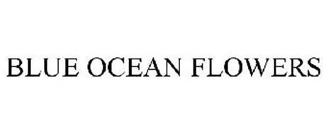 BLUE OCEAN FLOWERS