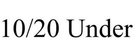 10/20 UNDER