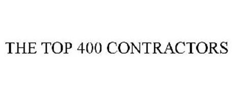 THE TOP 400 CONTRACTORS
