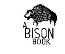 A BISON BOOK