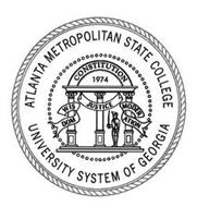 ATLANTA METROPOLITAN STATE COLLEGE UNIVERSITY SYSTEM OF GEORGIA CONSTITUTION JUSTICE WISDOM MODERATION 1974