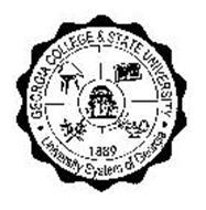 GEORGIA COLLEGE & STATE UNIVERSITY UNIVERSITY SYSTEM OF GEORGIA 1889