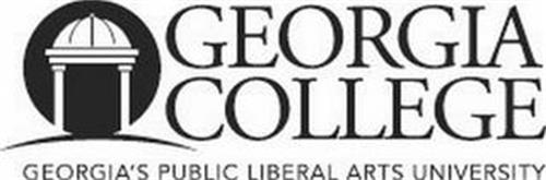 GEORGIA COLLEGE GEORGIA'S PUBLIC LIBERAL ARTS UNIVERSITY