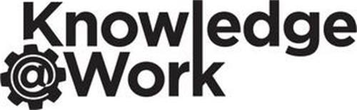 KNOWLEDGE@WORK