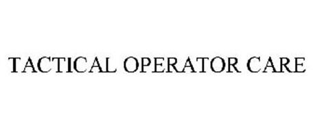 TACTICAL OPERATOR CARE