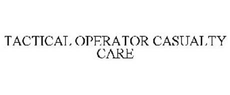 TACTICAL OPERATOR CASUALTY CARE