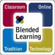 CLASSROOM ONLINE TRADITION TECHNOLOGY BLENDED LEARNING