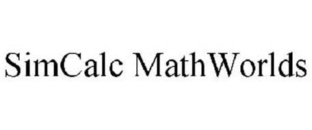 SIMCALC MATHWORLDS