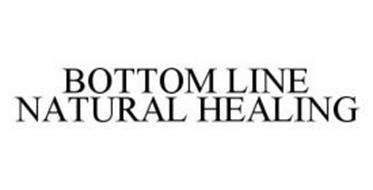 BOTTOM LINE NATURAL HEALING