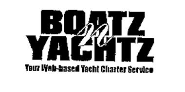 BOATZ 'N YACHTZ, YOUR WEB-BASED YACHT CHARTER SERVICE