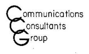 COMMUNICATIONS CONSULTANTS GROUP