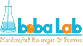 BOBA LAB HANDCRAFTED BEVERAGES AND PASTRIES