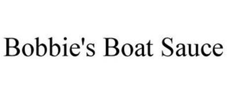 BOBBIE'S BOAT SAUCE