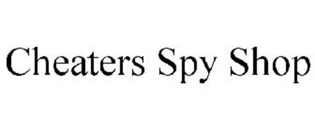 CHEATERS SPY SHOP