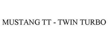 MUSTANG TT - TWIN TURBO