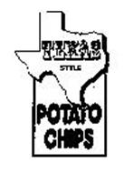 TEXAS STYLE POTATO CHIPS