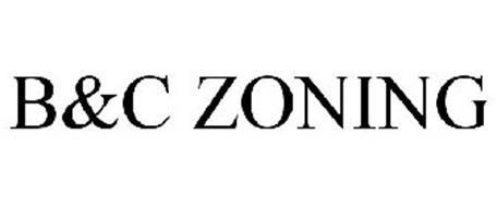 B&C ZONING