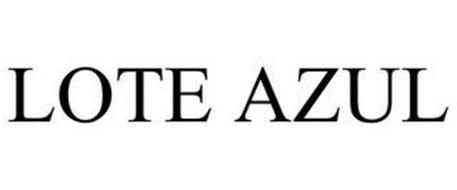 LOTE AZUL
