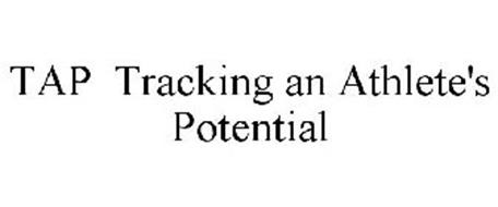 TAP TRACKING AN ATHLETE'S POTENTIAL