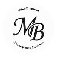 THE ORIGINAL MB MENOPAUSE BLANKET