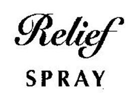 RELIEF SPRAY