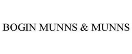 BOGIN MUNNS & MUNNS