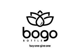BOGO BOTTLE BUY ONE GIVE ONE