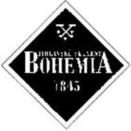 JIHLAVSKÉ SKLÁRNY BOHEMIA 1845