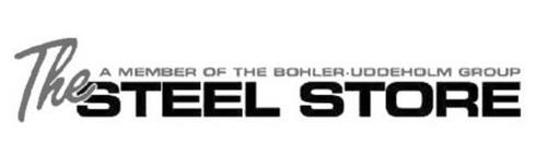 THE STEEL STORE A MEMBER OF THE BOHLER-UDDEHOLM GROUP