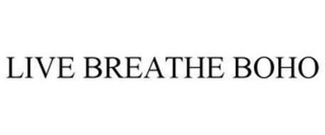 LIVE BREATHE BOHO