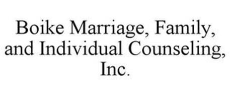 BOIKE MARRIAGE, FAMILY, AND INDIVIDUAL COUNSELING, INC.
