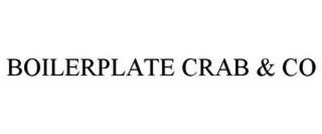 BOILERPLATE CRAB & CO