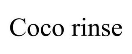 COCO RINSE
