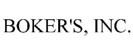 BOKER'S, INC.