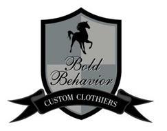 BOLD BEHAVIOR CUSTOM CLOTHIERS